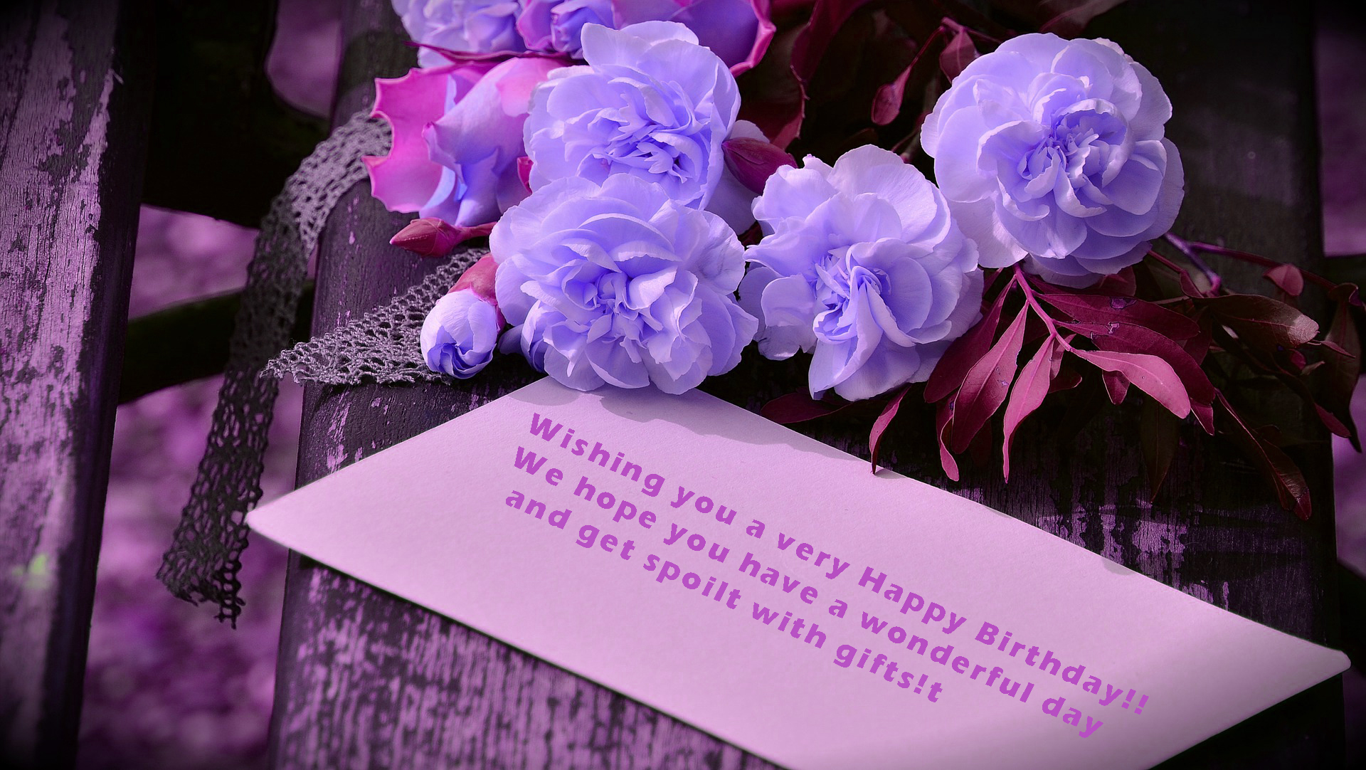 birthday card messages