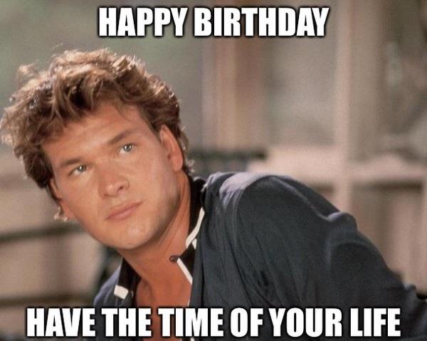 Birthday Meme for my cute friends