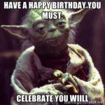 Happy Birthday Wishes Meme