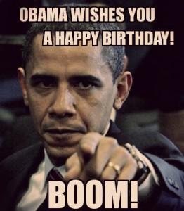 Birthday Meme for family