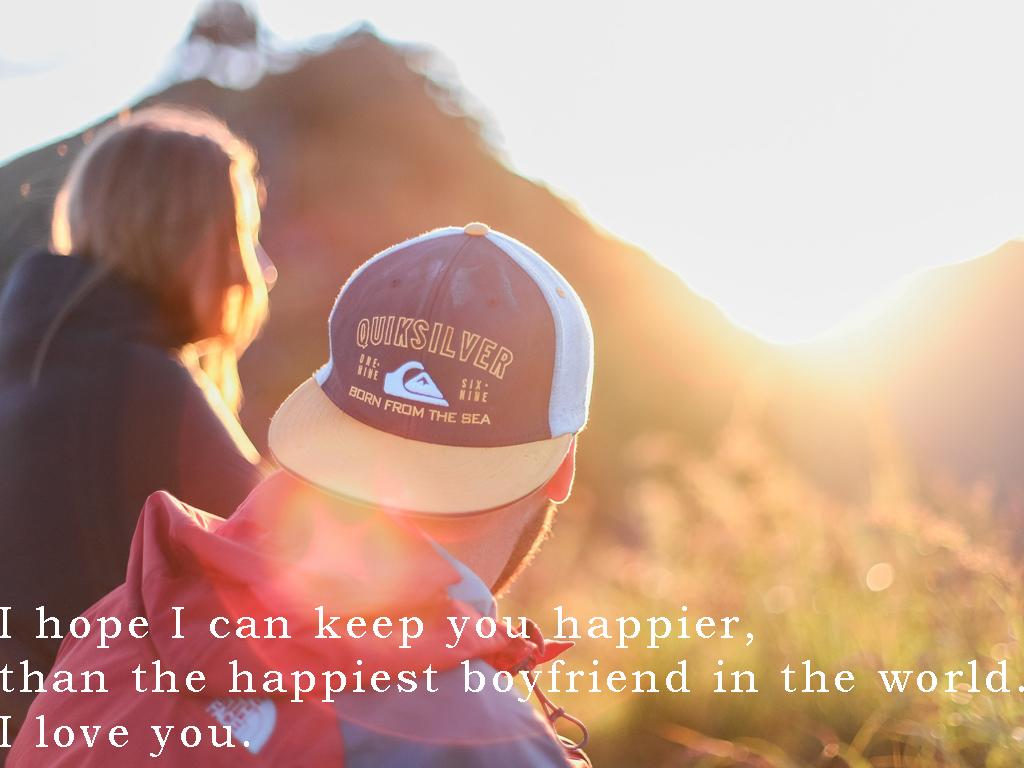 Bday Wishes for Boyfriend
