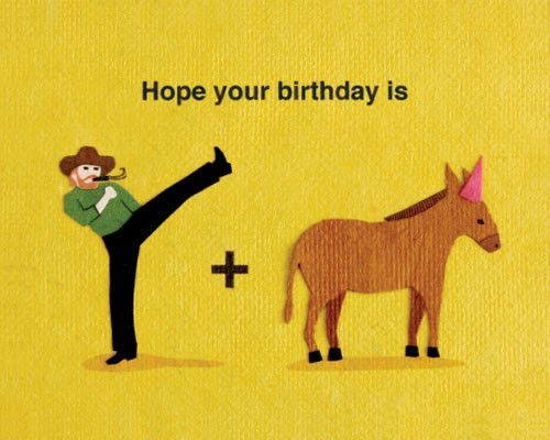 Funny Birthday Cards for bestie
