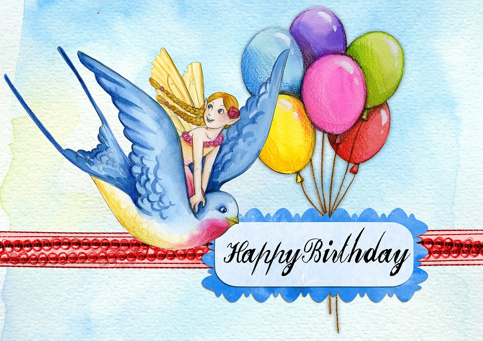 Happy Birthday Cards for peace