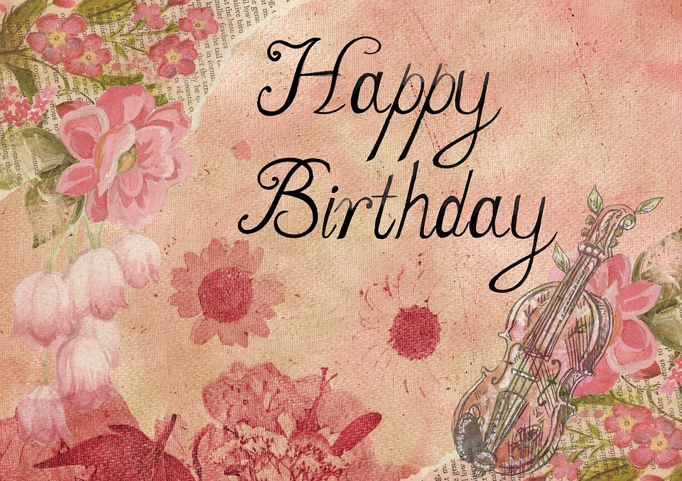 Best 15 Happy Birthday Cards For Facebook