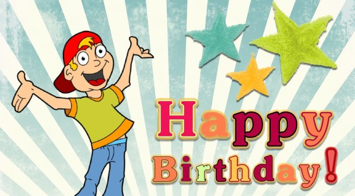 Happy Birthday Cards for Facebook Online