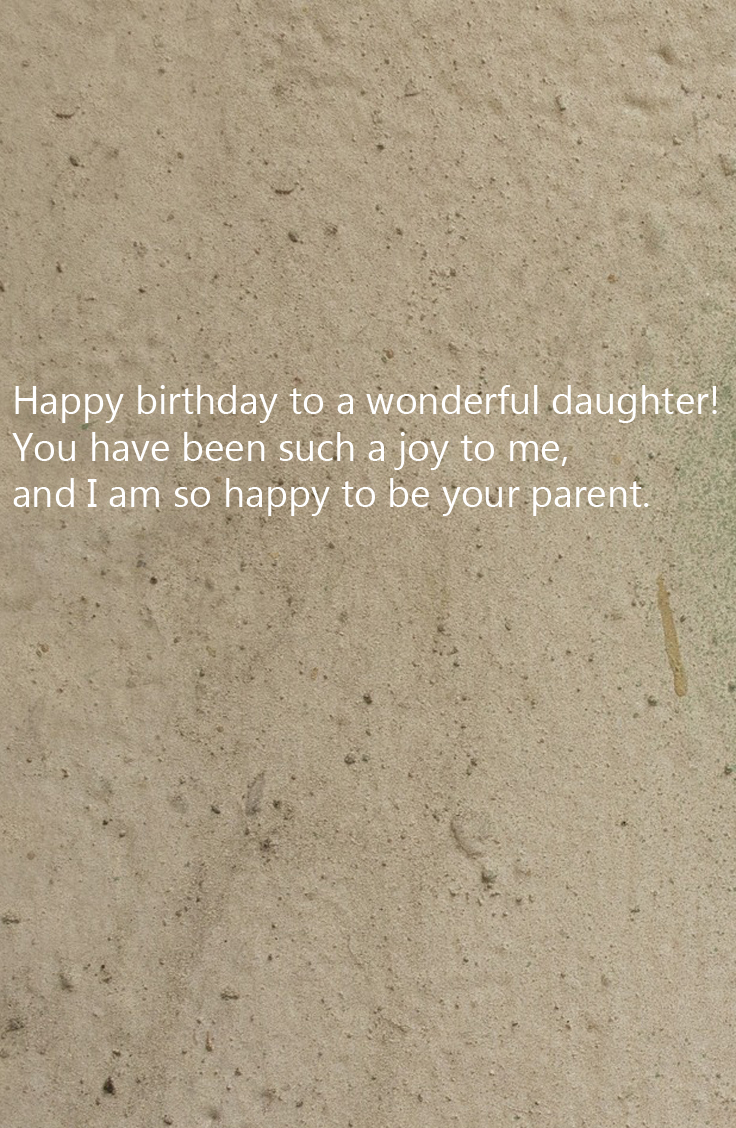 Inspirational Birthday Wishes for her