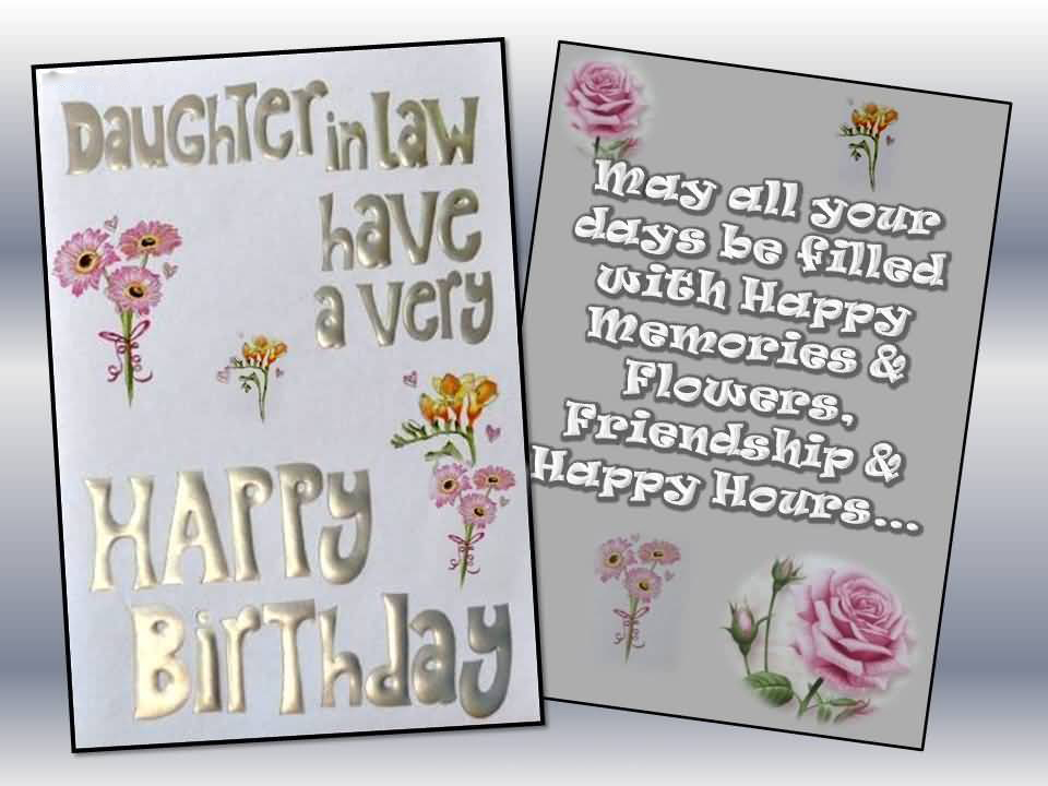 Birthday wishes for daughter in law and son in law throughout image result for birthday wishes for daughter in law and son in law throughout birthday wishes m4hsunfo