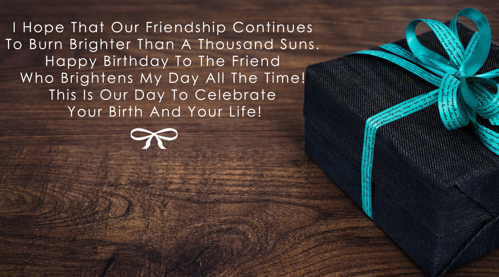 birthday wishes friend