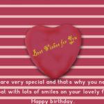 love birthday wishes