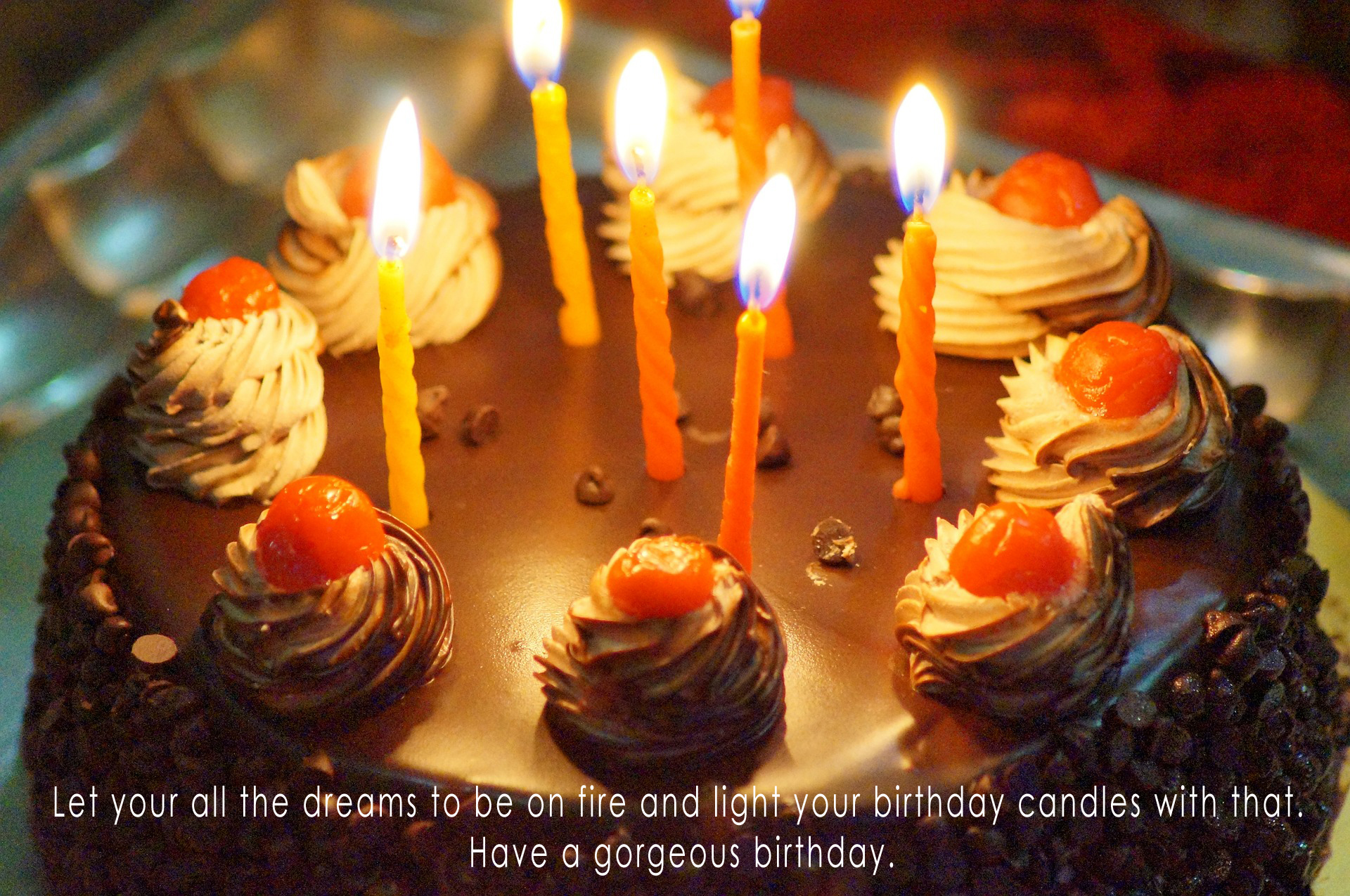 birthday candle wishes
