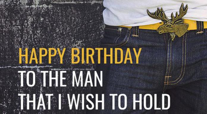 Birthday Message for Boyfriend