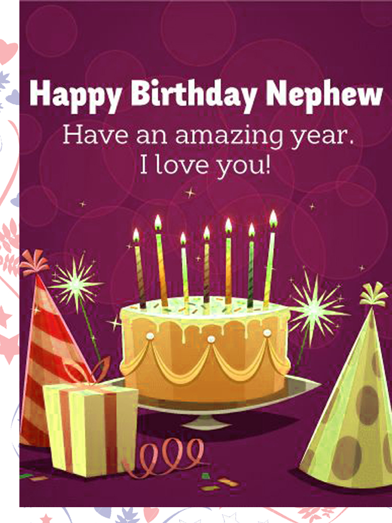 The 50 Best Birthday Wishes For Nephew Send To Your Beloved Wishes