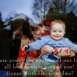 Happy Birthday Grandma Message