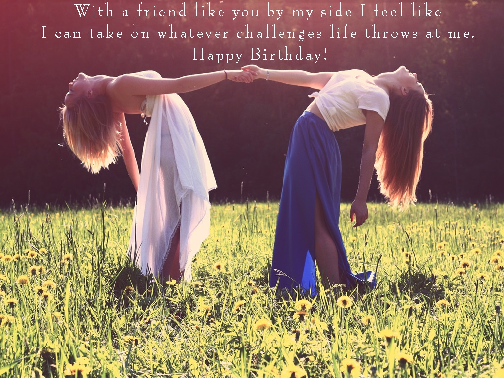 Best 52 happy birthday to my best friend messages quotes and wishes happy birthday to my best friend kristyandbryce Gallery