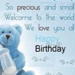 Birthday 1st Baby