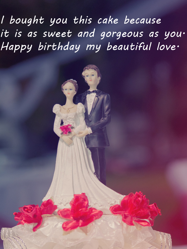 Best 30 romantic happy birthday wishes for wife 1birthday greetings cute birthday wishes for wife m4hsunfo