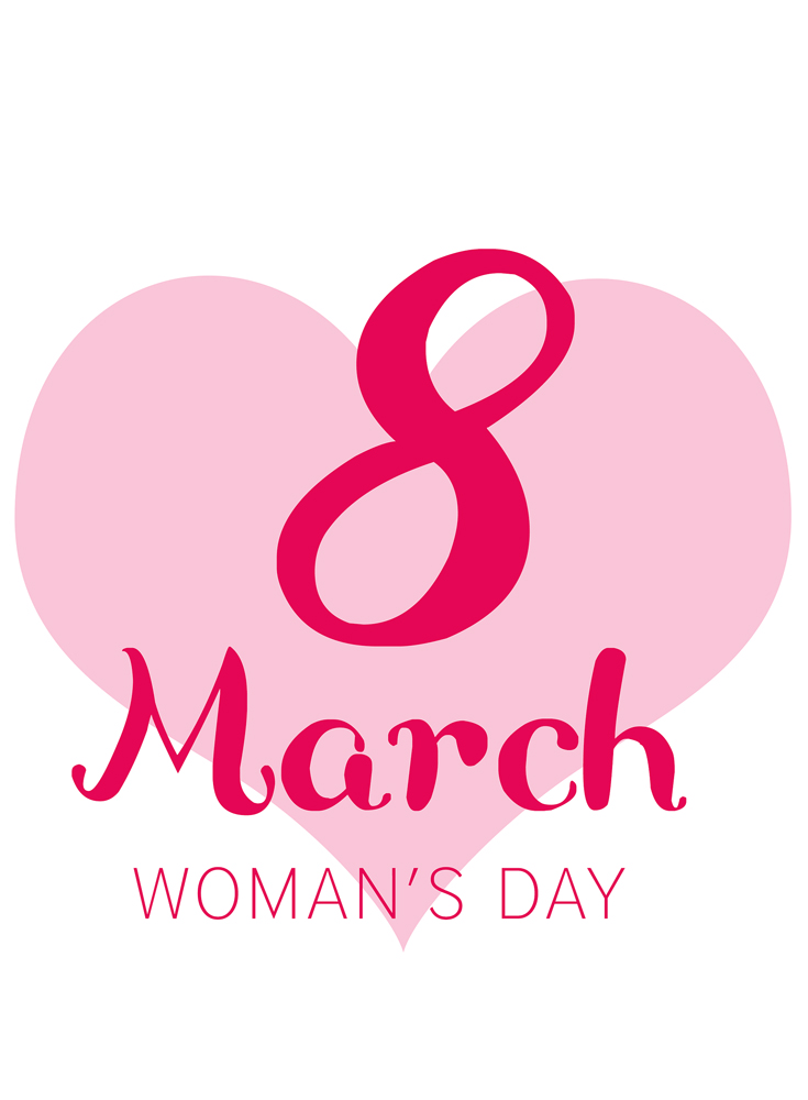 International Women's Day 2017 banner images