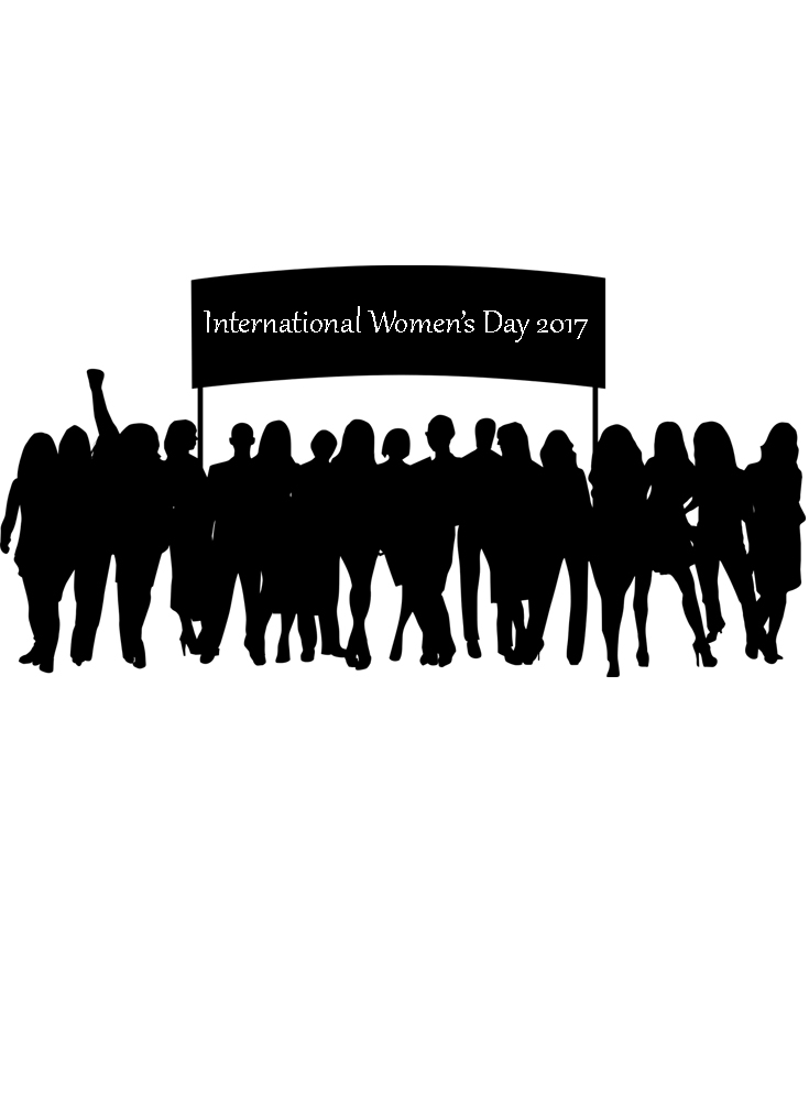 International Women's Day 2017 banner images