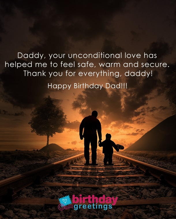 Birthday Wishes for Father Images