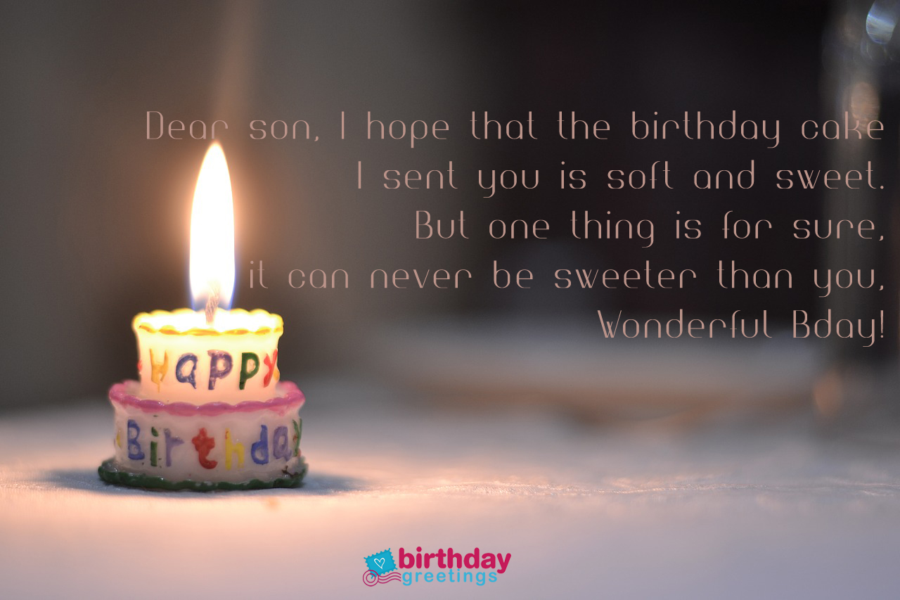 95 Beautiful Birthday Wishes For Son That Match Your Warmest Feelings