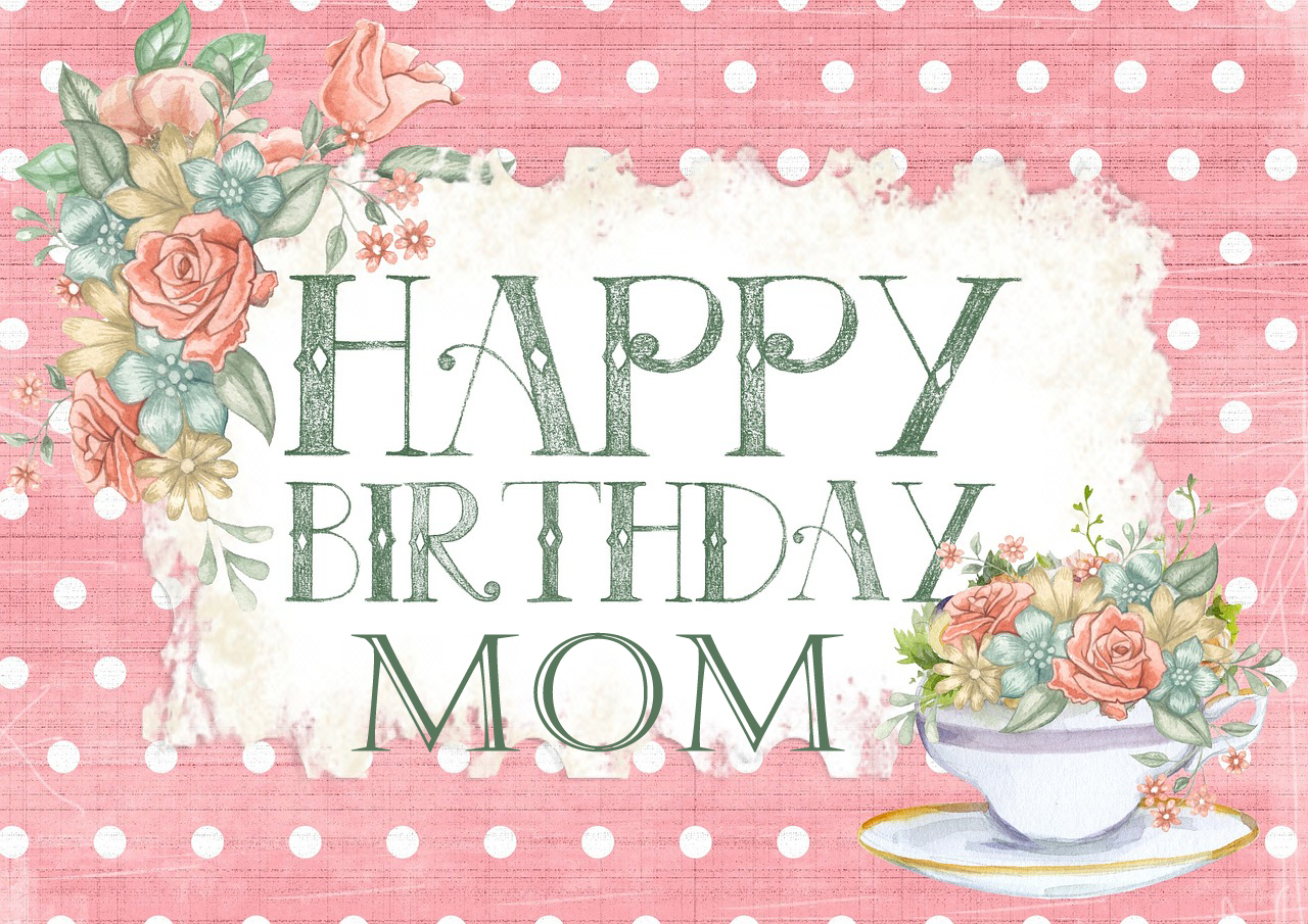 70 Birthday Wishes For Mom What To Write In Moms Birthday Gift Card