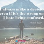 Confused quotes which bring peace of your mind always