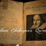 William Shakespeare Inspirational Quotes Which Are Best Of All Time