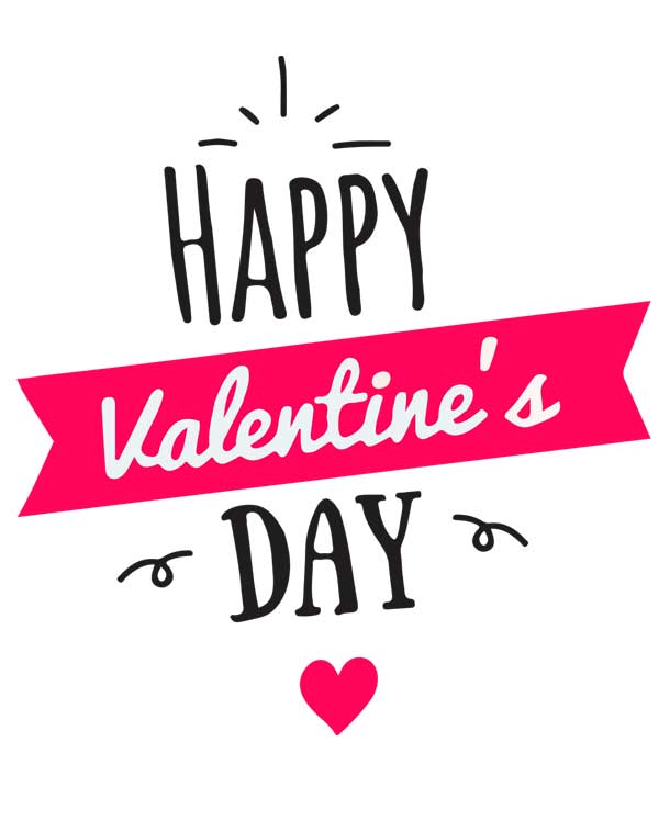 Happy Valentine's Day 2017