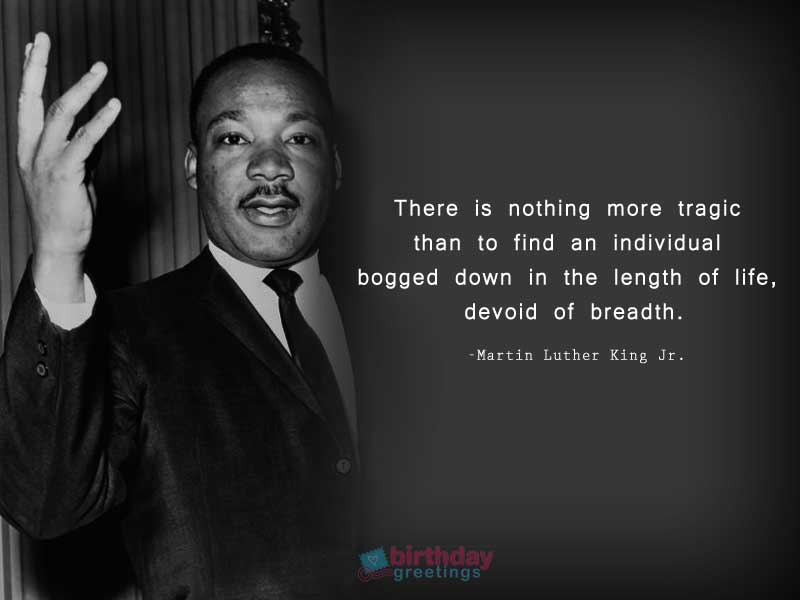Martin Luther King Jr. Quotes On Leadership
