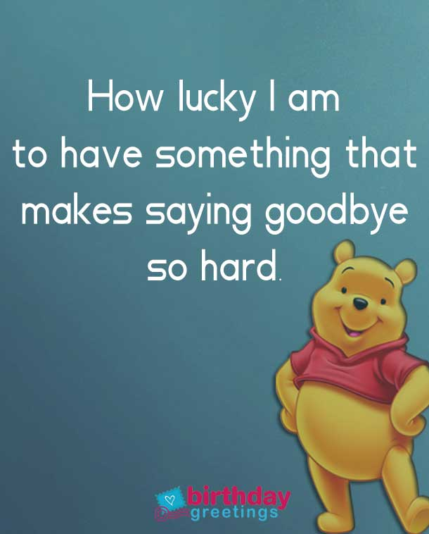 Heartfelt Winnie The Pooh Quotes About Life For Cherishing ...