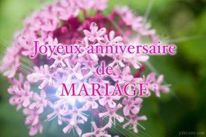 50 Joyeux anniversaire de mariage citation