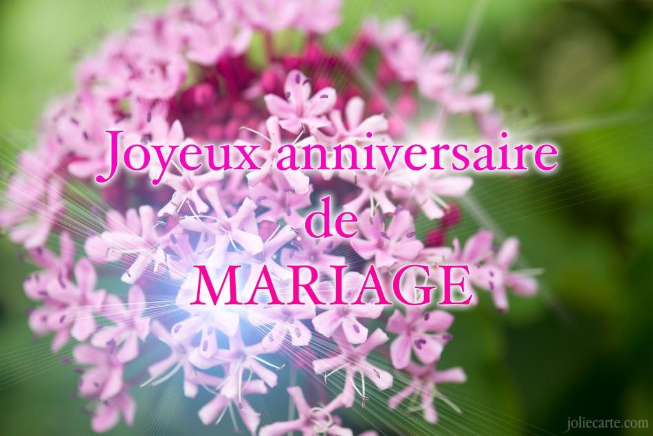 Joyeux anniversaire de mariage citation
