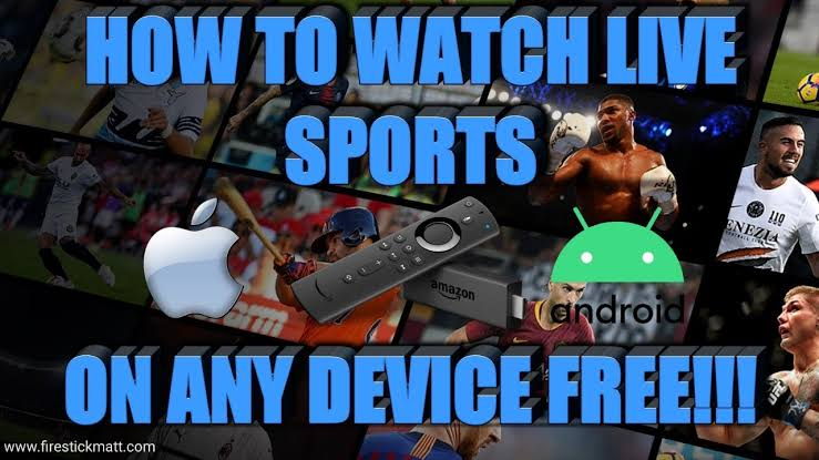 how to watch sports free
